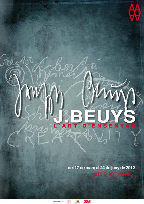 Joseph Beuys – Arts Santa Mònica