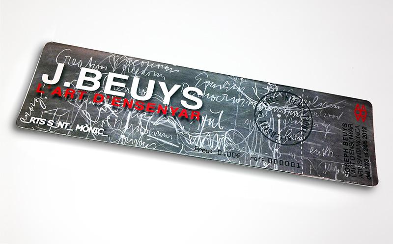 beuys punt llibre